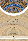 Matthew of Edessa's Chronicle: Volume 1