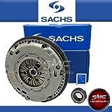 3000951790 - Kit de embrague de 3 piezas original Sachs + volante bimasa 3000 951 790