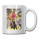 Tazza da caffè divertente Danganronpa, tazza da tè in ceramica Tukiv per ufficio/casa, regalo divertente