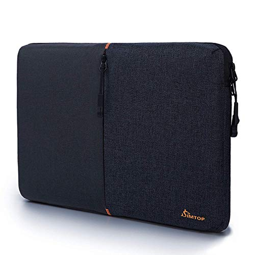 SIMTOP 360° Protective Laptop Sleeve MacBook Pro 13 Inch MacBook Air 13 Inch Laptop Protective Case Compatible 2018 New MacBook Air13.3 Model A369 A1466 New MacBook Pro13 A1502 (13.3 Inches)