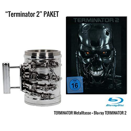 Terminator 2 - Limited Steel Edition Blu-ray + Tasse