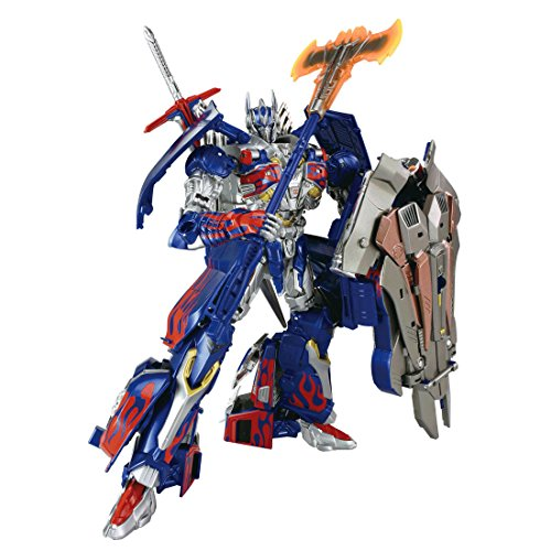 Transformers The Last Knight Calibur Optimus Prime TLK-15 Limited Edition
