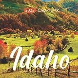 Idaho Calendar 2022: Calendar 2022 with 6 Months of 2021 Bonus