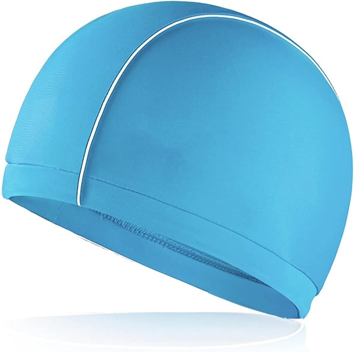 shanxihuangfu Swimming Cap ,Long Hair Men Product Ears Seattle Mall Wate Protection