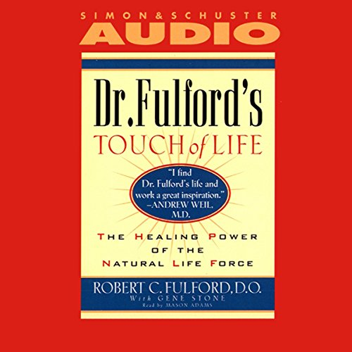 Dr. Fulford's Touch of Life cover art