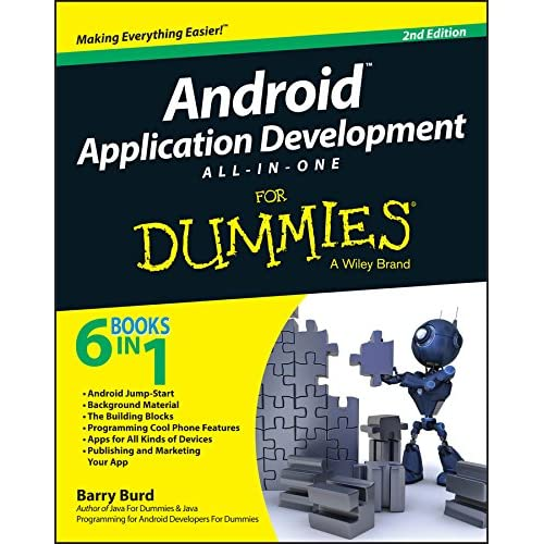 Android Application Development All In One For Dummies Barry A
