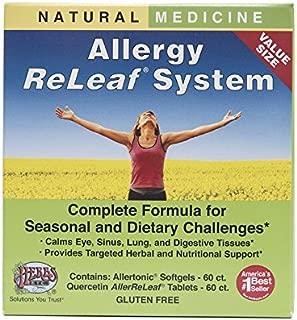 Best natural medicine allergy releaf system Reviews