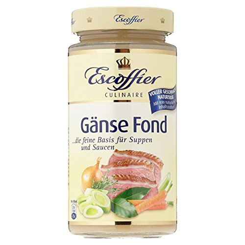 Escoffier Gaense-Fond, 3er Pack (3 x 400 ml)