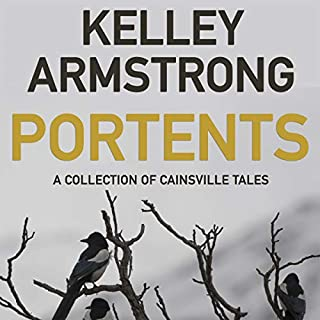 Portents: A Collection of Cainsville Tales cover art
