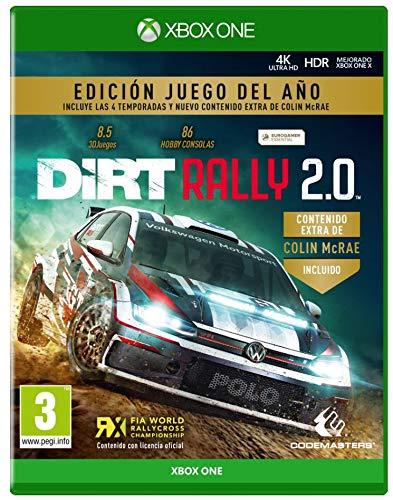 Dirt Rally 2.0 - Edición Juego del año - Xbox One