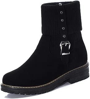 BalaMasa Womens ABS14101 Pu Boots