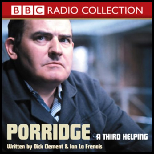 Porridge audiobook cover art