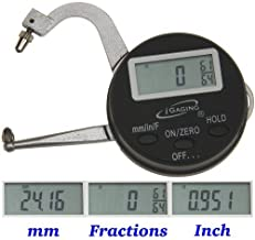 iGaging Digital Electronic THICKNESS GAGE 0-1