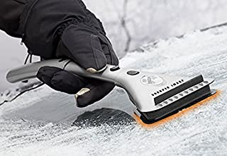 sharper image ice scraper