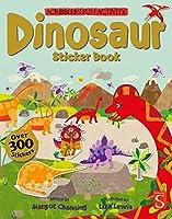 Dinosaur Sticker Book (Scribblers Fun Activity)