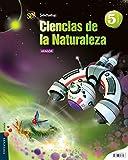 Ciencias Naturales 5º Primaria (Aragon) (Superpixépolis) - 9788426393739