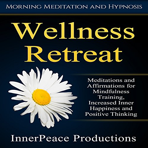 Wellness Retreat audiobook cover art