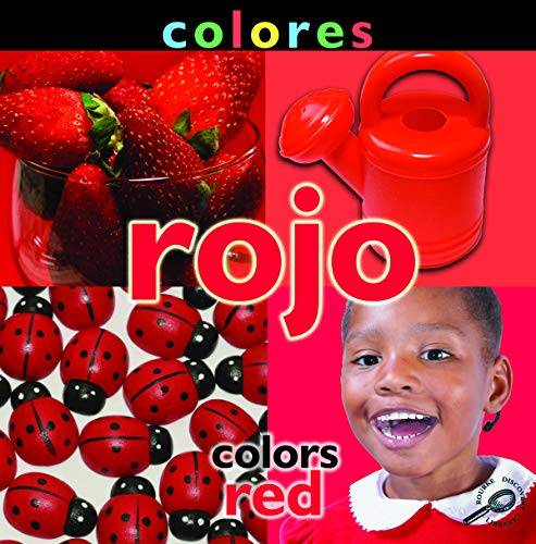 Colores: Rojo: Colors: Red (Concepts) (English Edition)