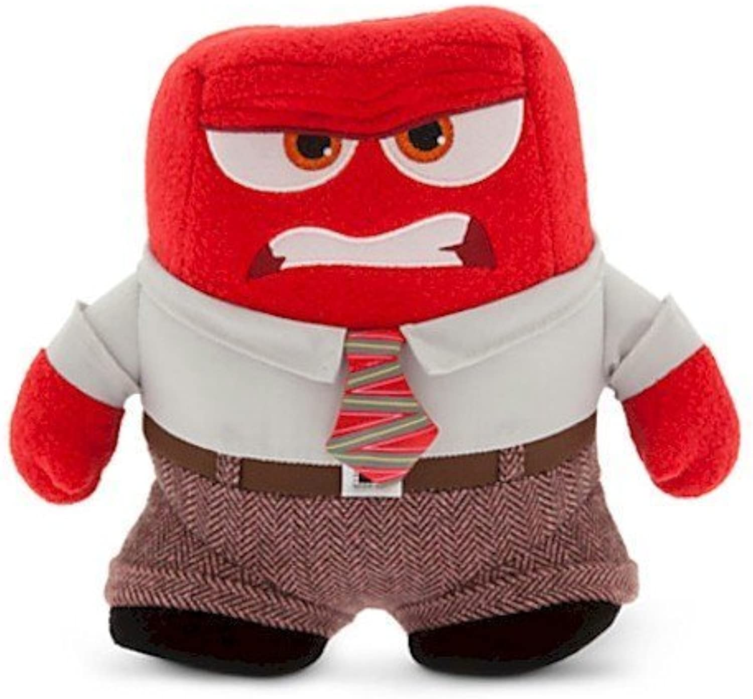 Anger Plush  Disney& x2022;Pixar Inside Out  Small  8 1 2'' by Pixar