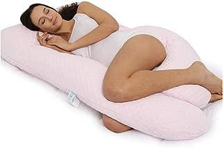 Pregnant Women Pillow Side Sleeping Pillow Pillow Bed Linings Pillow Lumbar Pillow Children's Fence Bedding & Linens (Color : B)
