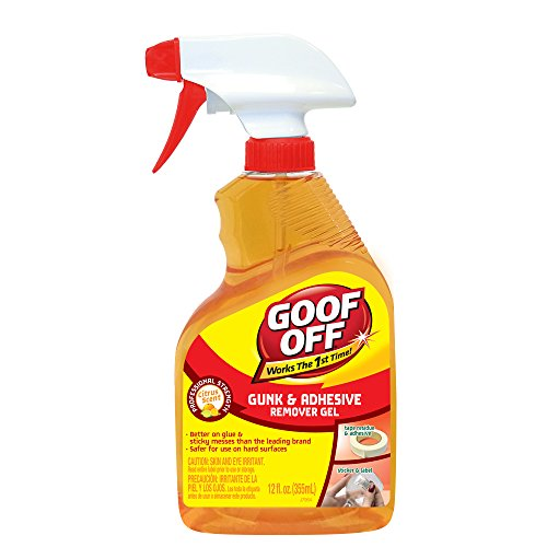 Goof Off Adhesive Remover