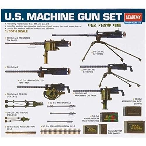 Academy U.S. Machine Gun Set