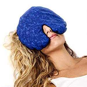 The Scented Sinus Pillow is designed to fit high over the forehead and low over the cheeks allowing for maximum heat or cold therapy for relief of sinus headaches. Simple,quick and easy to use! Just microwave on high 30 to 60 seconds should do the tr...