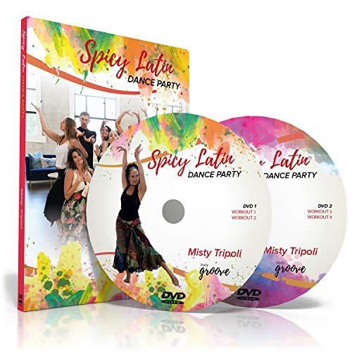 body groove dance fitness dvd set