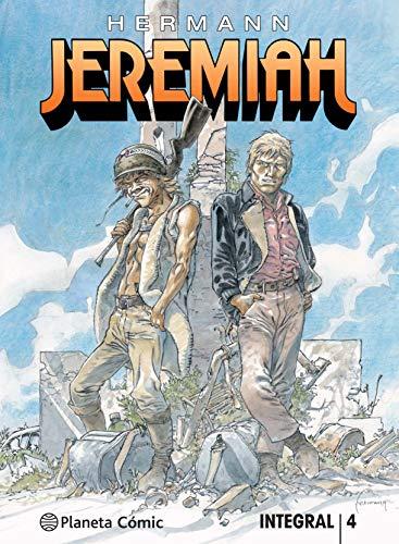 Jeremiah (Integral) nº 04 Nueva edición: 93 (BD - Autores Europeos)