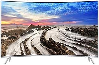 Samsung 65 inch Series 8 4K Ultra HD Curved Smart TV - UA65MU8500KXZN