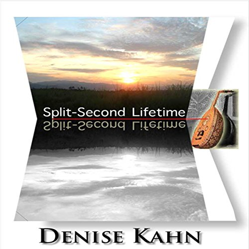 Split-Second Lifetime audiobook cover art