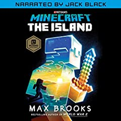 Minecraft: The Island (Narrated by Jack Black)