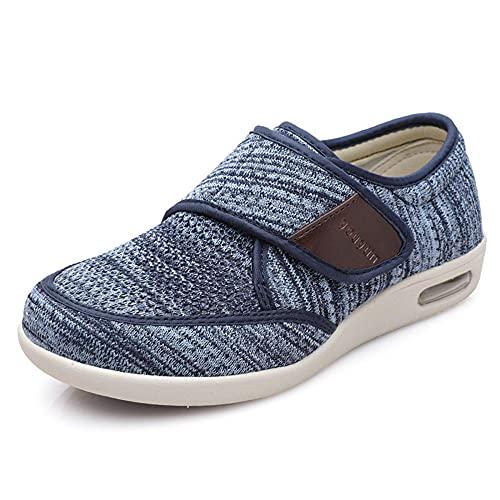 Hommes Scratch Réglable Chaussons, Chaussures d