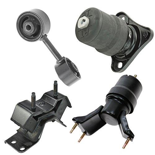 Automatic Engine Motor & Transmission Mount Set Kit of 4 for 92-96 Camry 2.2L