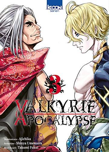 Valkyrie Apocalypse Edition simple Tome 3