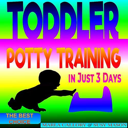 Toddler Potty-Training cover art