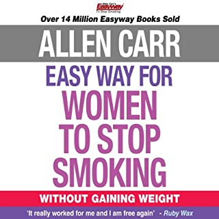 The Easy Way for Women to Stop Smoking cover art
