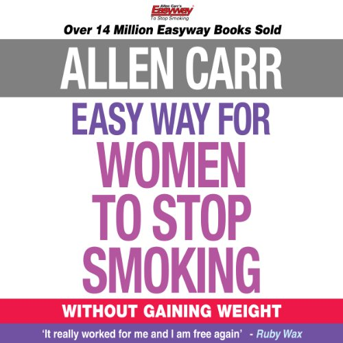 Couverture de The Easy Way for Women to Stop Smoking