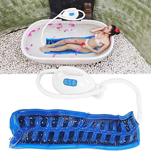 Ozon Luftblasen Badeort Sprudelmatte, Nuface, Sterilisation, Körper Spa Massagematte mit Luftschlauch Eu Plug 220V