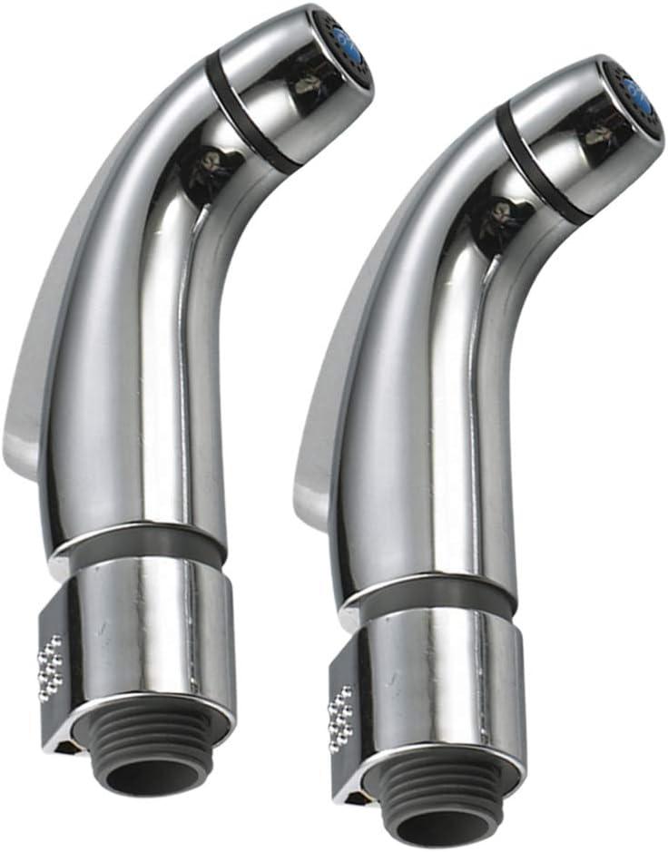 It is very popular HEALLILY 2pcs 67% OFF of fixed price Enema Showerhead Bathroom Bidet Handheld Shower Sp