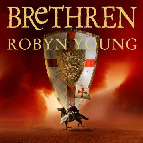 Brethren     Book 1 of the Brethren Trilogy              By:                                                                                                                                 Robyn Young                               Narrated by:                                                                                                                                 Christopher Scott                      Length: 21 hrs and 27 mins     105 ratings     Overall 4.1