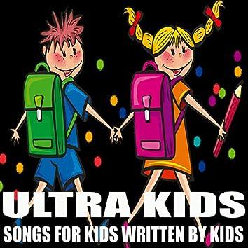 Songs For Kids Written By Kids
