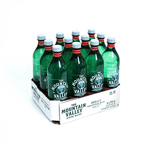 750 ML PET Spring Pack of 12