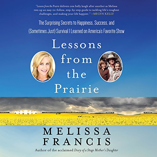 Lessons from the Prairie audiobook cover art