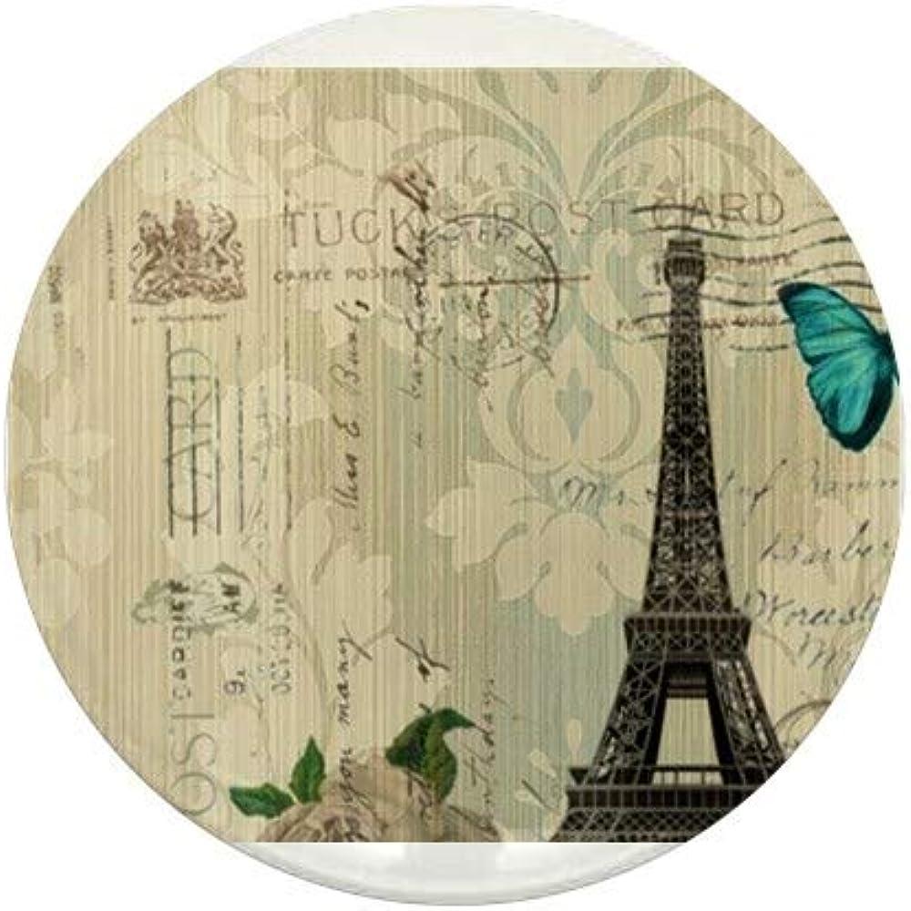CafePress Paris Eiffel Tampa Mall Tower Butterfly Max 89% OFF Butt 1