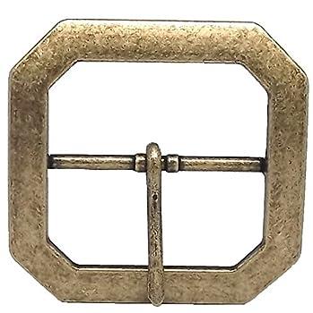 Reenactment Belt Buckle Antique Brass 2  1588-09