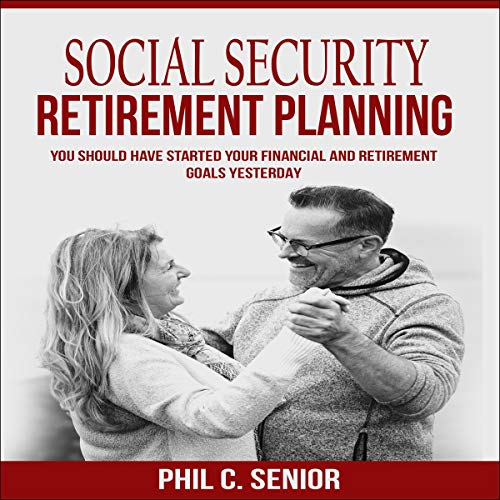 Social Security Retirement Planning audiobook cover art