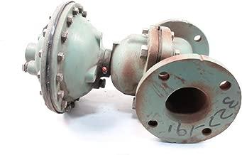 ITT Grinnell 303-109 Iron FLANGED 3IN Diaphragm Valve
