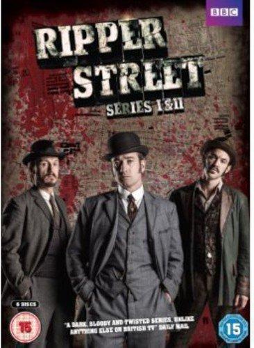 Ripper Street - Series 1 & 2 Box Set (6 DVDs)