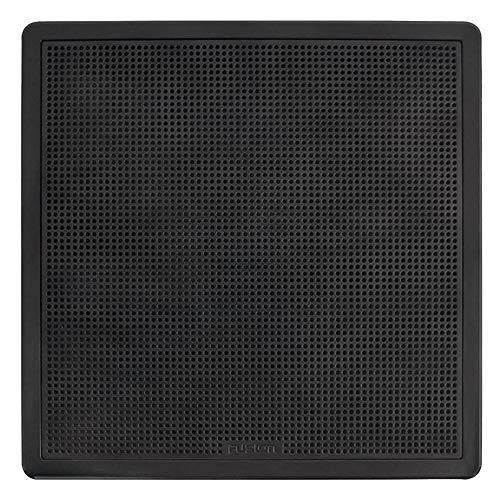 FM-Serie Subwoofer Form Quadratisch, Farbe Schwarz